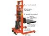 OPTIONAL PLATFORM FOR ELECTRIC AC LIFT